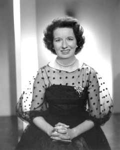 Mary Wickes, c. 1960. - Image 13334_0001
