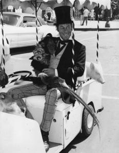 """Dr. Doolittle""Rex Harrison1967© 1978 Ted Allan - Image 1336_0012"