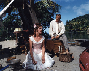 """Doctor Dolittle"" Samantha Eggar, Rex Harrison 1967 20th Century Fox © 1978 Ted Allan"