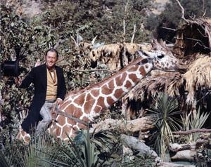 """Doctor Dolittle"" Rex Harrison 1967 20th Century Fox © 1978 Ted Allan"