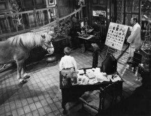 """Dr. Doolittle""Rex Harrison1967© 1978 Ted Allan - Image 1336_0037"
