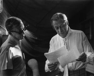 """""""Dr. Doolittle""""Rex Harrison1967© 1978 David Sutton - Image 1336_0040"""