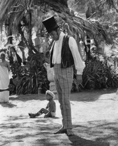 """""""Dr. Doolittle""""Rex Harrison1967© 1978 David Sutton - Image 1336_0041"""