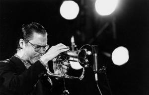 "Tom Harrell at the ""Jazz Gipfel"" concert, Stuttgart, Germany, 1992. © 1978 Bob Willoughby / MPTV - Image 13373_34"