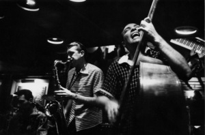 Howard Rumsey (bass) and his All Stars, Los Angeles, CA, 1955. © 1978 Bob Willoughby / MPTV - Image 13385_1