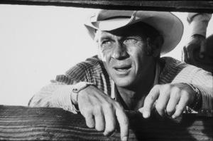"""Junior Bonner""Steve McQueen1972 ABC / Booth-Gardner © 1978 Bill AveryMPTV - Image 1340_0007"