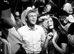 """Junior Bonner""Steve McQueen, Sandra Deel1972 ABC / Booth-Gardner © 1978 Bill AveryMPTV - Image 1340_0011"