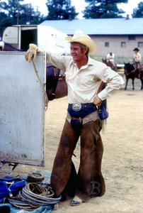 """Junior Bonner""Steve McQueen1972 Solar Productions © 1978 Bob Willoughby - Image 1340_0018"