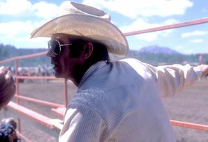 """Junior Bonner""Steve McQueen1972 Solar Productions © 1978 Bob Willoughby - Image 1340_0021"