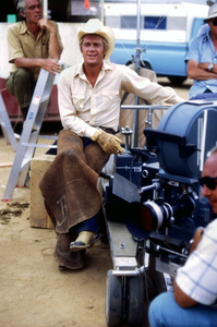 """Junior Bonner""Steve McQueen1972 Solar Productions © 1978 Bob Willoughby - Image 1340_0022"