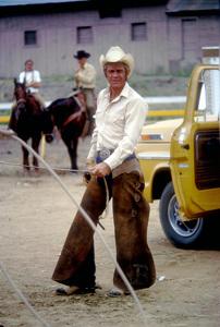 """Junior Bonner""Steve McQueen1972 Solar Productions © 1978 Bob Willoughby - Image 1340_0025"