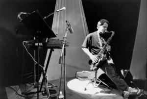 "Bobby Martin at the ""Jazz Gipfel"" concert, Stuttgart, Germany, 1992. © 1978 Bob Willoughby / MPTV - Image 13409_12"