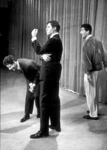 """""""Eddie Fisher Show, The""""Eddie Fisher, Jerry Lewis, & Dean Martin.1959 NBC - Image 13413_0004"""