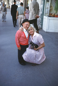 """""""Truth or Consequences""""Billy Barty and Jayne Masfield1955Photo by Gerald Smith - Image 13416_0008"""