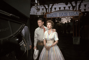 """""""All-Star Chevy Show""""Roy Rogers, Dale Evans1959Photo by Gerald Smith - Image 13417_0008"""