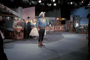 """""""All-Star Chevy Show""""Roy Rogers1959Photo by Gerald Smith - Image 13417_0015"""