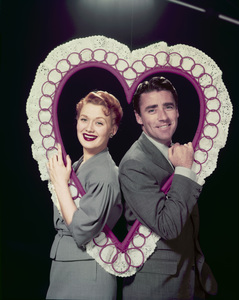 """""""Dear Phoebe""""Marcia Henderson, Peter Lawfordcirca 1955Photo by Gerald Smith - Image 13419_0001"""