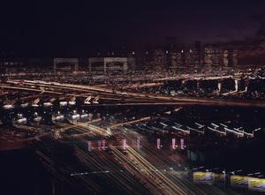 Los Angeles skylinecirca 1970s© 1978 Sid Avery - Image 13422_0003