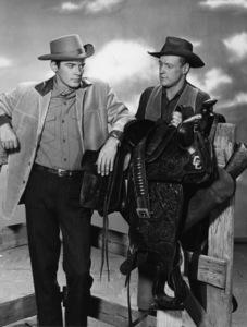 """Black Saddle""Peter Brock, Russell Johnsoncirca 1959 - Image 13431_0002"
