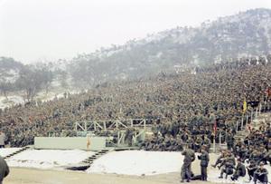 """""""U.S.O. Tour"""" (Korea) Bob Hope"""