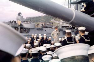 """U.S.O. Tour""(Okinawa)Bob Hope1957Photo By Gerald SmithMPTV - Image 13449_4"