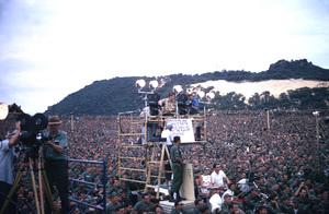 """""""U. S. O. Tour"""" (Southeast Asia - Vietnam)Bob Hope"""