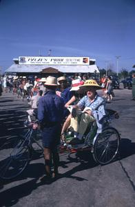 """U. S. O. Tour"" (Southeast Asia - Thailand)Bob Hope, 1966.Photo by Gerald Smith - Image 13450_0022"