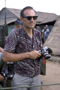 """U.S.O. Tour"" (Southeast Asia)Photographer Gerald Smith in Vietnam1966 - Image 13450_0035"