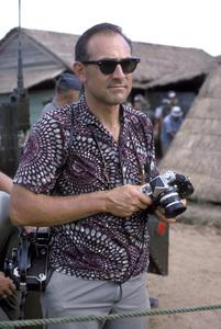 """U.S.O. Tour"" (Southeast Asia)Photographer Gerald Smith in Vietnam1966 - Image 13450_0035"