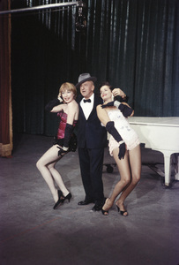 """""""All-Star Christmas Show""""Shirley MacLaine, Jimmy Durante, Jane Russell 1958Photo by Gerald Smith - Image 13454_0011"""