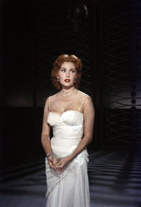 """""""All-Star Christmas Show""""Rhonda Fleming1958Photo by Gerald Smith - Image 13454_0018"""