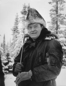 """""""U.S.O. Tour""""(Labrador)Bob Hope at Goose Bay1961Photo By Gerald SmithMPTV - Image 13455_1"""