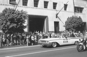 Historical CategoryNixon Parade, Los Angeles, CA10-14-1960Photo by Leo Caloia**K.B. - Image 13480_0013