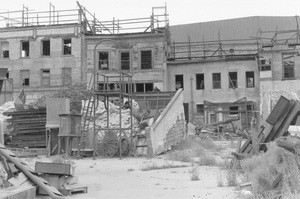 Historical CategoryHal Roach Studios backlot after demolition8822 Washington Boulevard, near the railroad tracks at National Blvd, Culver City, CA1963Photo by Leo Caloia**K.B. - Image 13480_0014