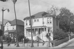 Historical Category3rd and Grand, Los Angeles, CANovember 1960Photo by Leo Caloia**K.B. - Image 13480_0017