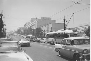Historical Category1st and Broadway, Los Angeles, CA6-21-1962Photo by Leo Caloia**K.B. - Image 13480_0026