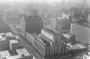 Historical CategoryThe Times Building, Los Angeles, CA11-1-1960Photo by Leo Caloia**K.B. - Image 13480_0033