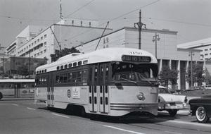 Historical CategoryLos Angeles Street Cars11-1-1962Photo by Leo Caloia**K.B. - Image 13480_0034