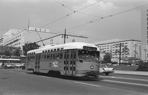 Historical CategoryLos Angeles Street Cars11-1-1962Photo by Leo Caloia**K.B. - Image 13480_0036