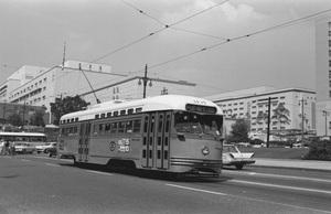 Historical CategoryLos Angeles Street Cars11-1-1962Photo by Leo Caloia**K.B. - Image 13480_0036