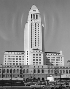Los Angeles City Hall1956 © 1978 Lou Jacobs Jr. - Image 13480_0044