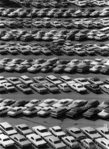 Los Angeles parking lotcirca 1965 © 1978 Lou Jacobs Jr. - Image 13480_0046