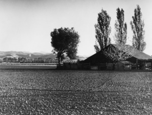 Los Angeles Historical Sepulveda Blvd. and Magnolia in the San Fernando Valley 1937 © 1978 Max Tatch - Image 13480_0047