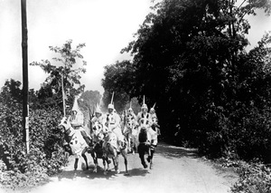 """""""The Birth of a Nation""""1915 D. W. Griffith Corp.** R. C.  - Image 13490_0004"""