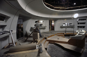 """Star Trek: The Motion Picture""The Bridge set1978© 1978 Marv Newton - Image 1355_0009"