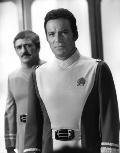 """""""Star Trek: The Motion Picture""""William Shatner, James Doohan1979 Paramount Pictures © 1979 Mel Traxel - Image 1355_0018"""