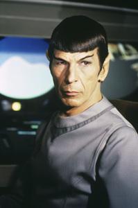"""Star Trek: The Motion Picture""Leonard Nimoy1978© 1978 Gene Trindl - Image 1355_0022"
