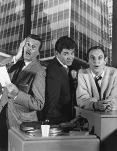 """Good Morning, World""Billy De Wolfe, Joby Baker, Ronnie Schell1967Photo by Gabi Rona - Image 13555_0002"