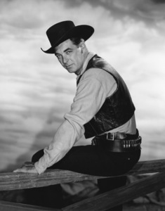 """The Texan""Rory Calhoun1958Photo by Gabi Rona - Image 13629_0004"