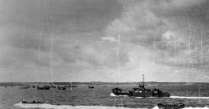6 June 1944D-Day Invasion of Normandy, FranceOmaha Beach, Easy Red Sector1st Army, 1st Division© 1978 Herman V. Wall - Image 13651_0003